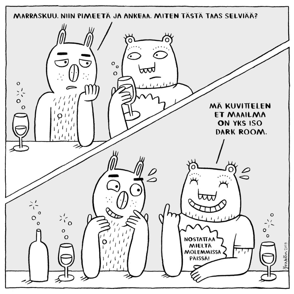 ugly monsters gay comic, rumat möröt sarjakuva